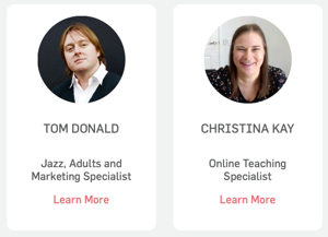 TopMusicPro Expert Teachers